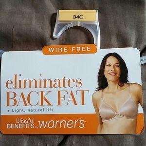 Warmers 34C Wire-free Bra